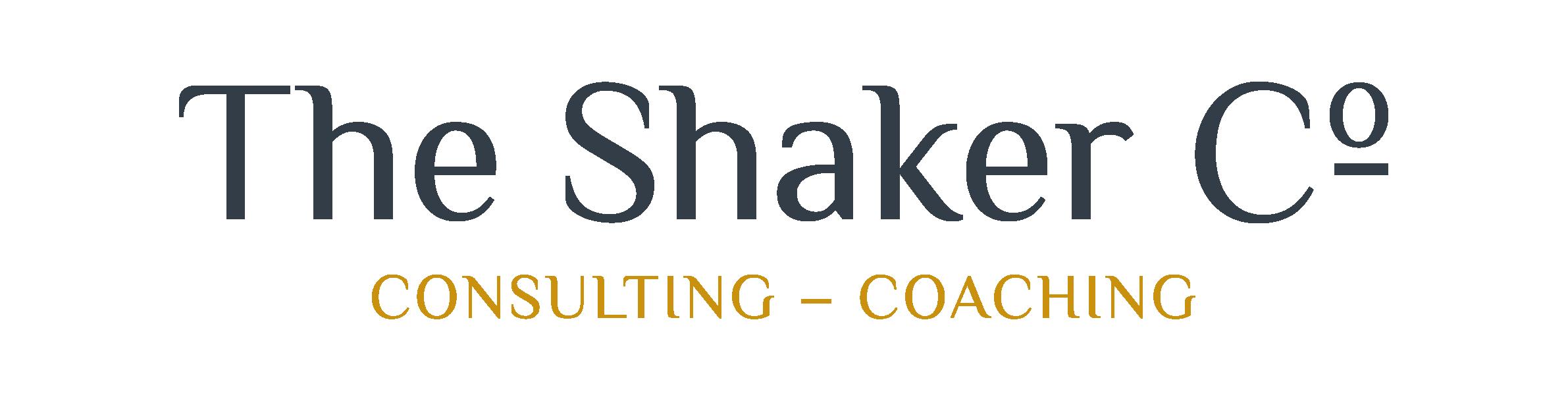 logo de The Shaker Company