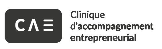 Logo de la Clinique d'Accompagnement Entrepreneurial